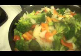 Lazy & Healthy Vegetable Cooking Tips