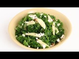 Kale Apple & Walnut Salad Recipe
