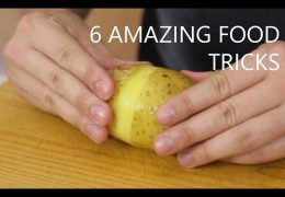 Here's 6 Amazing Cooking Tricks