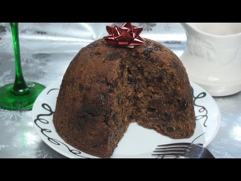 Christmas Pudding (Vegetarian friendly)