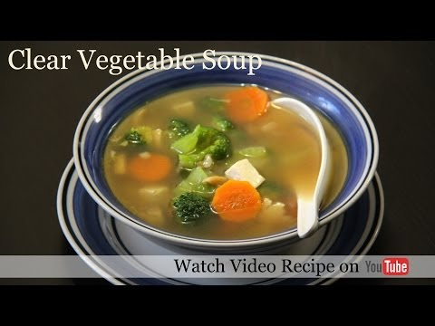 Quick and Easy Healthy Soup Recipe